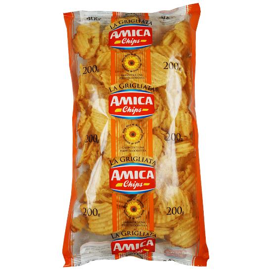 La Grigliata 200 g AMICA CHIPS