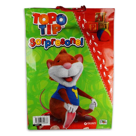 Topo Tip Busta Regalo / Überraschungstüte DINP