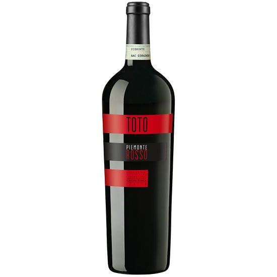Toto Monferrato Rosso Doc 0,75 L Cascina Radice