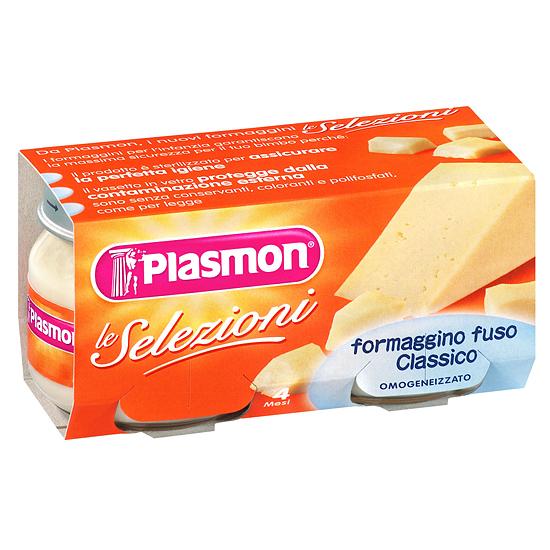 Plasmon Omo Formaggino / Käse 2 x 80 g